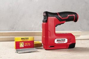Walter Werkzeuge Akku-Tacker