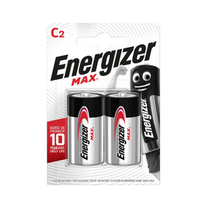Energizer Max Baby C 2 Stück