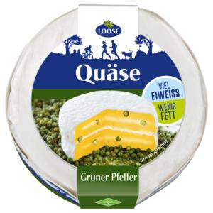 Loose Quäse grüner Pfeffer 220g