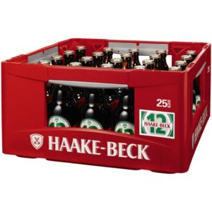 Haake Beck 25x0,33l