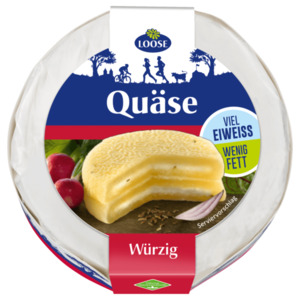 Loose Quäse würzig 220g
