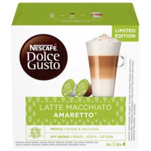 Nescafé Dolce Gusto Latte Macchiato Amaretto 160g, 2x8 Kapseln