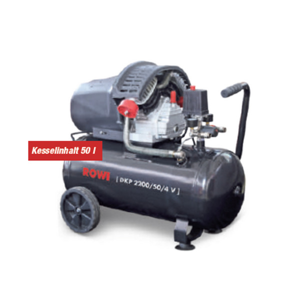 Rowi Kompressor 'DKP 2200/50/4 V'