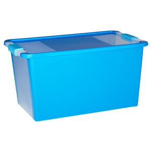 Aufbewahrungsbox Bi Box L blau