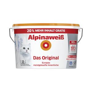 Alpinaweiß 'Das Original' 12 l
