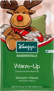 Kneipp Badesalz Warm-Up