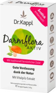 Dr.Kappl Darmflora Aktiv Vitalpilz Kapseln 30 St.