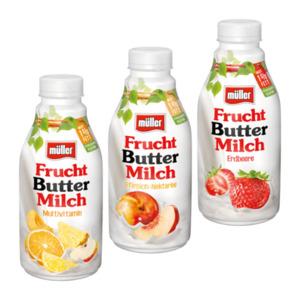 müller Frucht Butter Milch