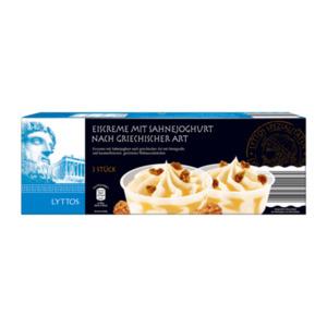 LYTTOS     Eiscreme mit Sahnejoghurt