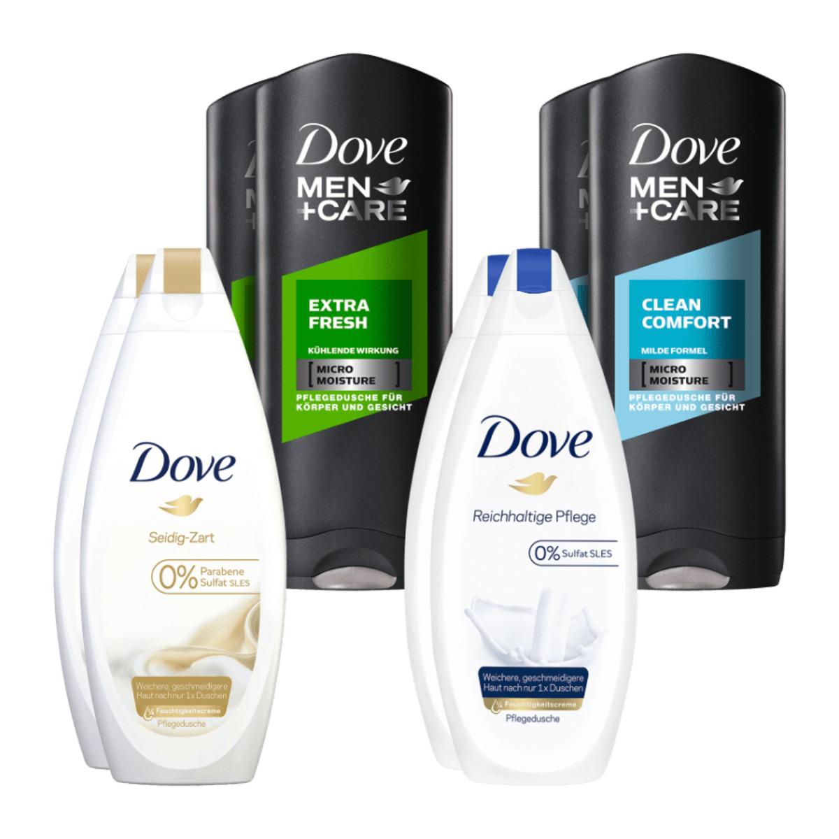 Bild 1 von Dove Dusche