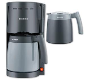 SEVERIN Kaffeemaschine KA9115-000/KA9234-114