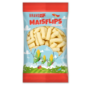 BRAVO Maisflips