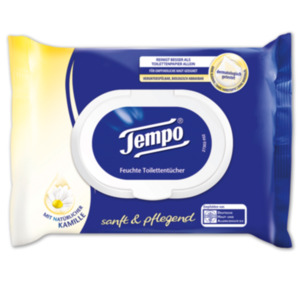 TEMPO Feuchtes Toilettenpapier