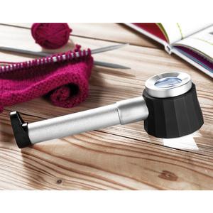Kraft Werkzeuge LED-Messlupe