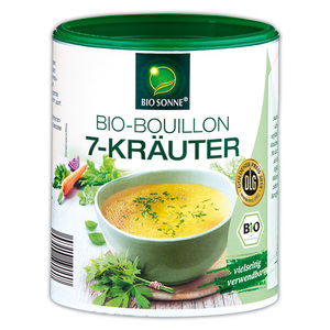 Bio Sonne Bio-Bouillon
