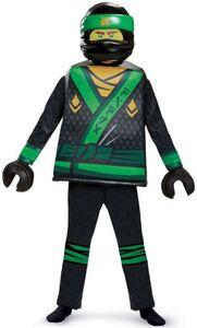 LEGO® Ninjago Kostüm - Lloyd - Deluxe-Serie - 4-teilig - verschiedene Größen