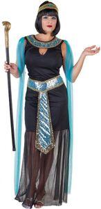 Kostüm - Pharaonin - für Erwachsene - 3-teilig - verschiedene Größen