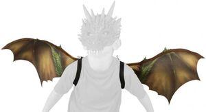 Drachenflügel - für Kinder - aus Polyester