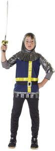 Kostüm - Kleiner Ritter - für Kinder - 4-teilig - verschiedene Größen