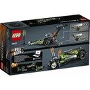 Bild 2 von LEGO Technic 42103 Dragster Rennauto