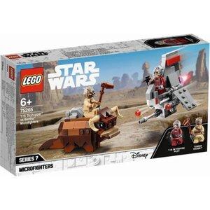 LEGO Star Wars 75265 T-16 Skys. vs. Bantha Microf.