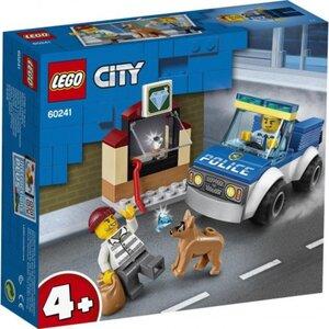 LEGO City 60241 Polizeihundestaffel