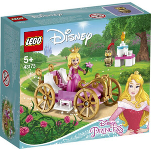 LEGO Disney Princess 43173 Auroras königl. Kutsche
