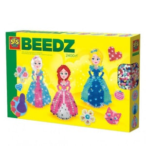 Beedz - Bügelperlen Diamant Prinzessinnen
