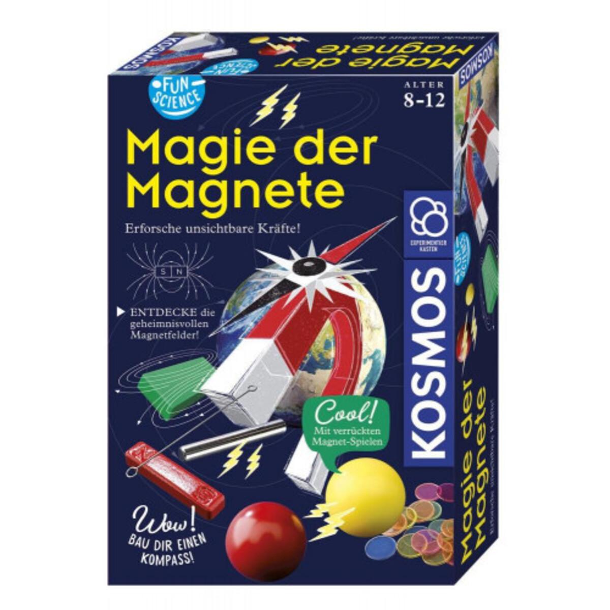 Bild 1 von KOSMOS Magie der Magnete