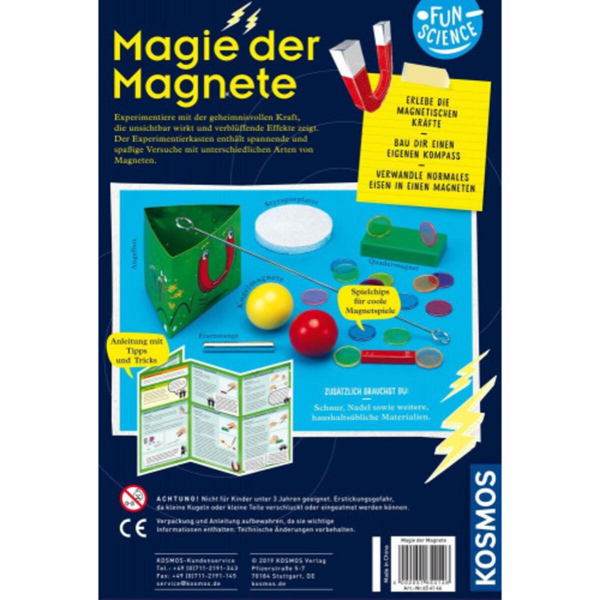 Bild 5 von KOSMOS Magie der Magnete