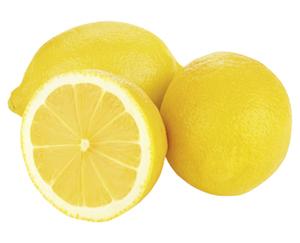 Bio-Zitronen
