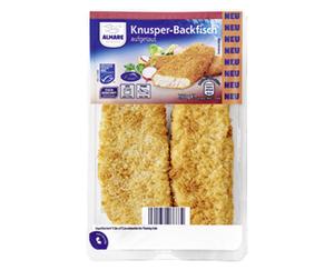 ALMARE Knusper-Backfisch