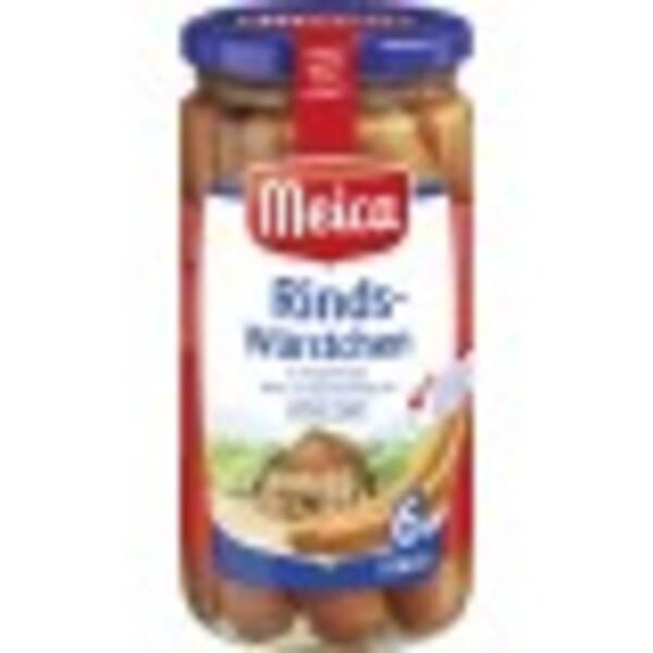 Meica 6 Rindwürstchen 380 g