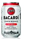 Bild 2 von Bacardi Carta Blanca & Cola 0,33 ltr