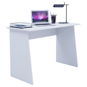 Schreibtisch in Weiss ca. 110x74x50 cm 'Masola Maxi'