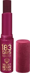 183 DAYS by trend IT UP Lippenstift Velvet Berry Lipstick 080