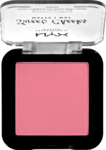 NYX PROFESSIONAL MAKEUP Rouge Sweet Cheeks Blush Matte Rose & Play 08