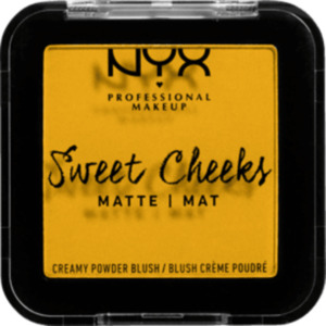 NYX PROFESSIONAL MAKEUP Rouge Sweet Cheeks Blush Matte Silence Is Golden 11