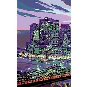Ravensburger - Malen nach Zahlen: Skyline von New York