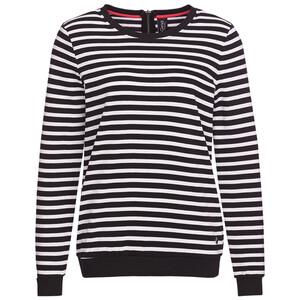 Damen Sweatshirt im Ringel-Look