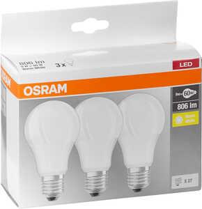 OSRAM  LED-Birnen E27 CLA60