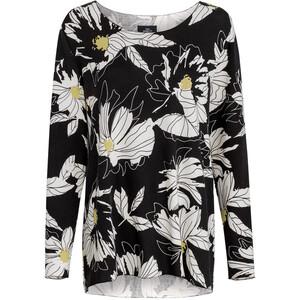Damen Pullover im floralen Dessin