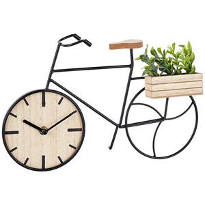 Uhr im Fahrrad-Design
