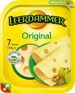 LEERDAMMER  Original holl. Schnittkäse