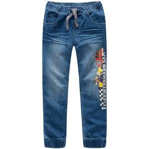 Feuerwehrmann Sam Pull-On-Jeans mit Tunnelzug