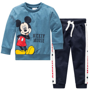 Micky Maus Sweatshirt und Jogginghose im Set