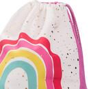 Bild 3 von Mädchen Beutel mit bunten Pompons