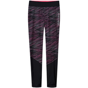 Mädchen Sport-Leggings mit Allover-Print