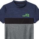 Bild 2 von Jungen Sport-T-Shirt in Melange-Optik