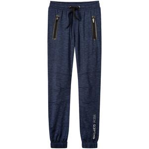 Jungen Sport-Hose mit Zippertaschen